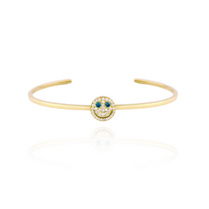 EY SMILEY M BRACELET