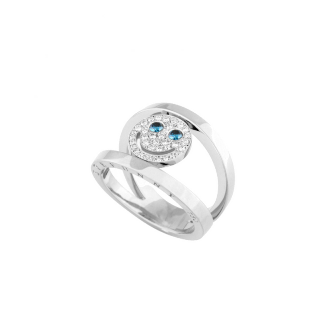EYEFUNNY SMILEY RING - nous