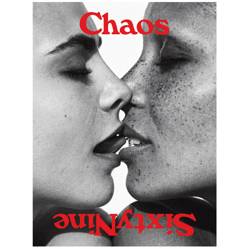 CHAOS MAGAZINE ISSUE 1