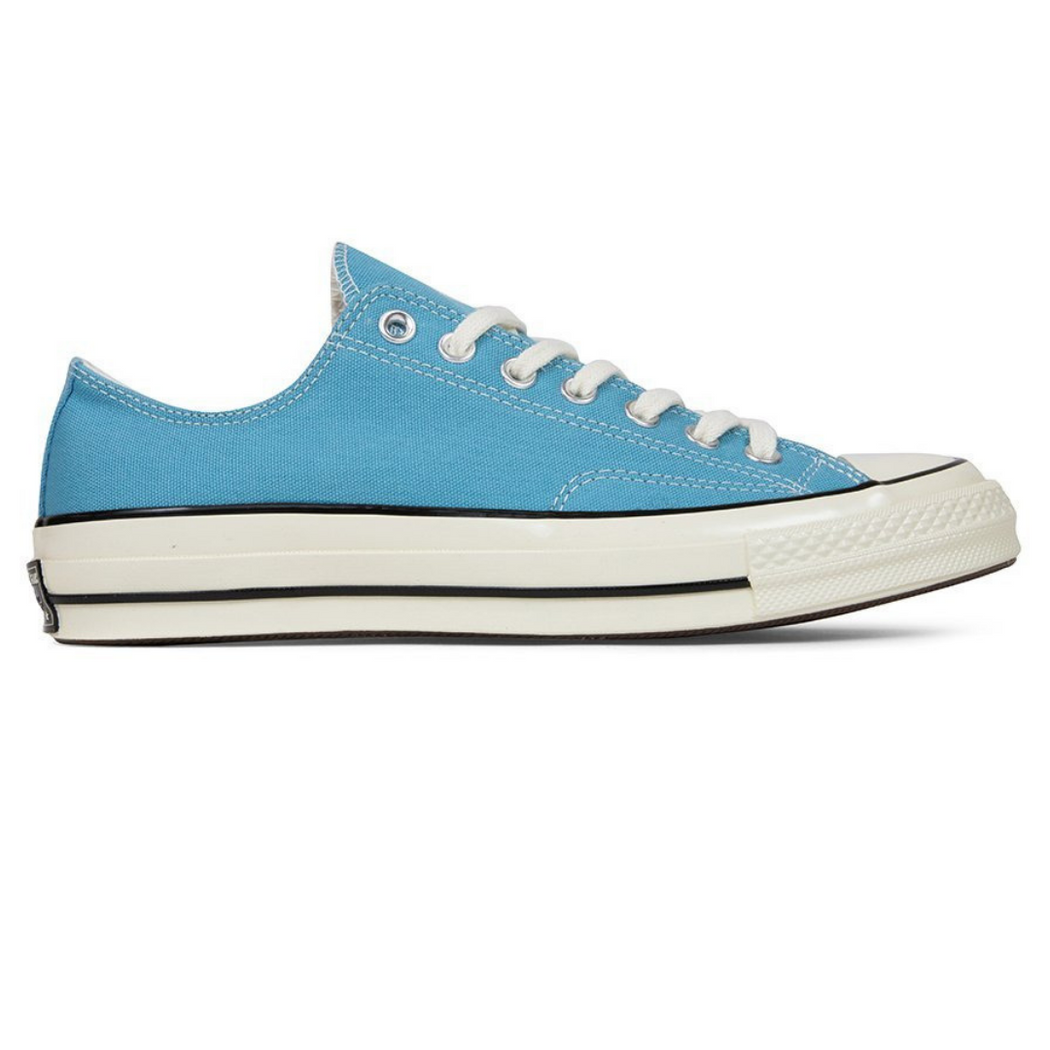 converse chuck taylor 70 low ox blue sneaker