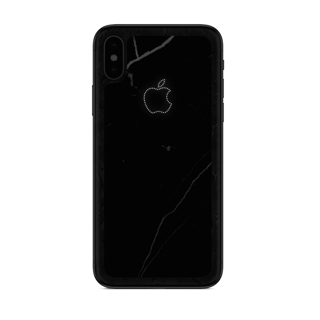 Feld & Volk iPhone X Marble Black 256GB - nous