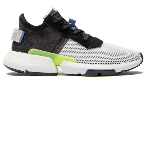 ADIDAS POD-S3.1 BOOST BLACK LILAC GREEN