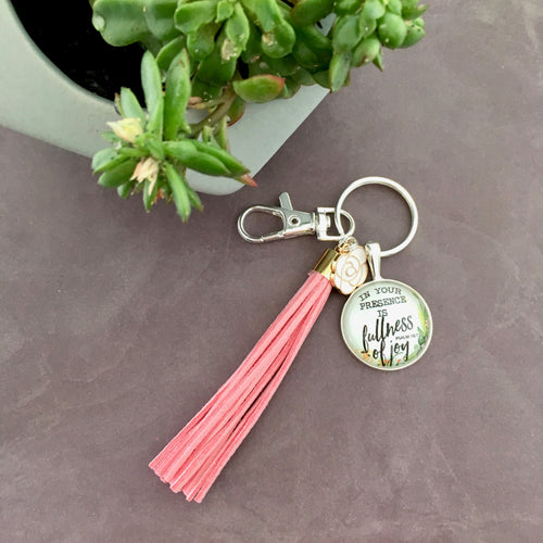 Fullness of Joy Key Ring