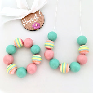 Goodie Gumdrop Bubblegum Bead Set