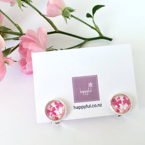 Butterfly Clip-on Earrings