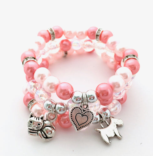 Little Pet Stack Bracelet