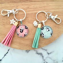 Panda Key Ring / Bag Tag