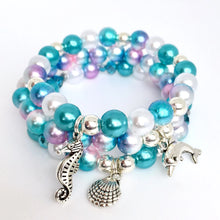 Seaside DIY Stack Bracelet Kit