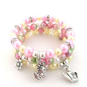 Little Rabbit Stack Bracelet