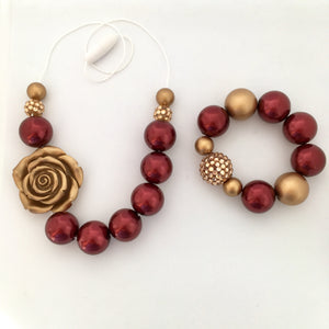 Festive Days Bubblegum Bead Set