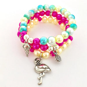 Tropical Stack Bracelet