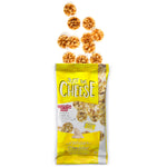 Just The Cheese® - 5 Flavor Sampler - 5 Half-Ounce Mini Packs-Cheese Minis-Just The Cheese