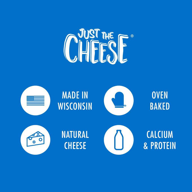 Just The Cheese® - Grilled Cheese Bars - 12 Two-Bar Packs-Cheese Bars-Just The Cheese