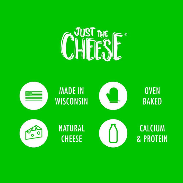 Just the Cheese® - Jalapeño Cheese Bars - 12 Two-Bar Packs-Cheese Bars-Just The Cheese