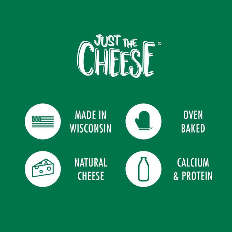 Just The Cheese® - Garlic and Chive Minis - 16 Half-Ounce Packs-Cheese Minis-Just The Cheese