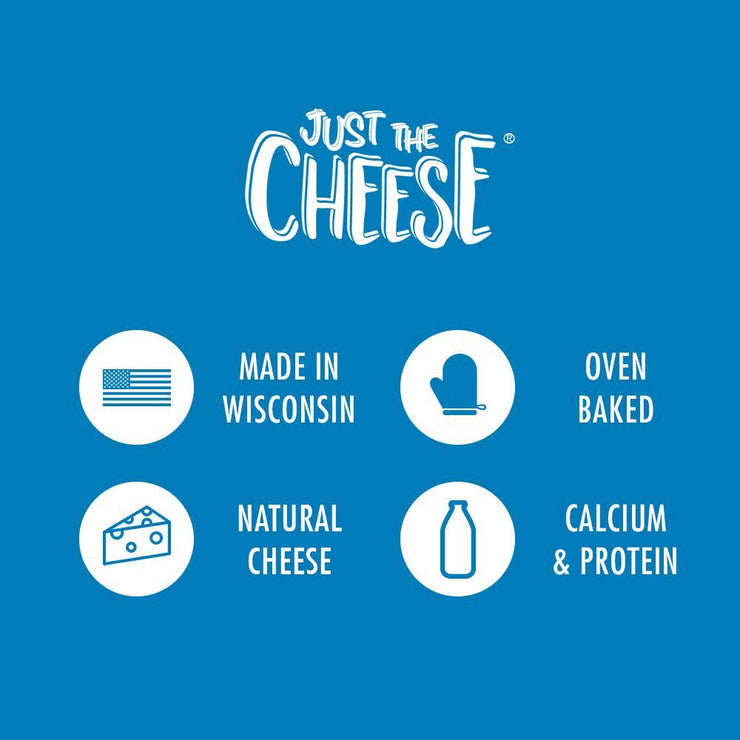 Just The Cheese® - Grilled Cheese Minis - 16 Half-Ounce Packs-Cheese Minis-Just The Cheese