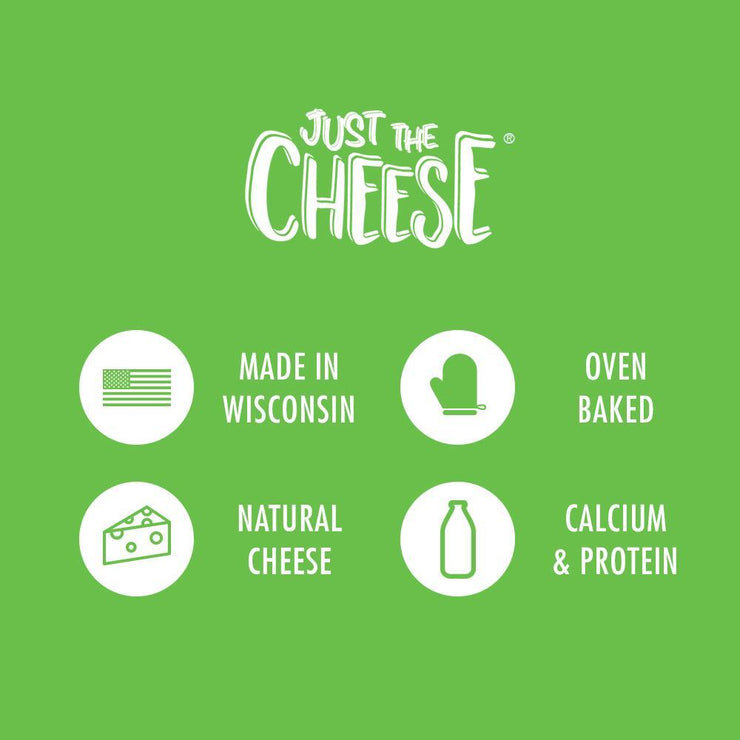 Just The Cheese® - Jalapeño Minis - 1 Master Case (128 0.5oz packs)-Cheese Minis-Just The Cheese