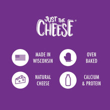 Just The Cheese® - Wisconsin Cheddar Minis - 16 Half-Ounce Packs