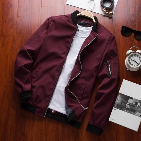 Bomber Jackets Man Casual - Men's Quarter