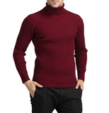 Warm soft sweater-Men's Quarter
