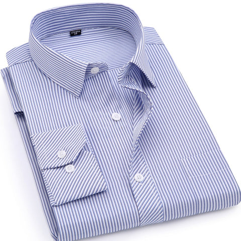Classic striped shirts-Men's Quarter