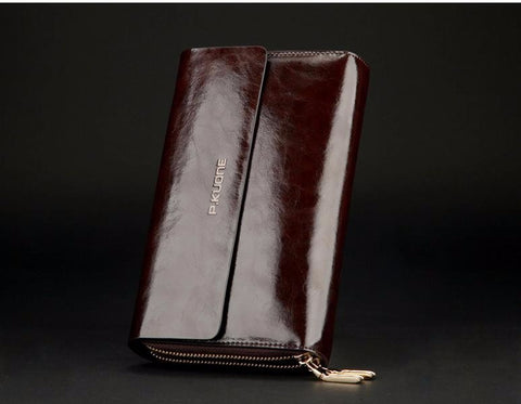 Business Clutch Bag-Men's Quarter