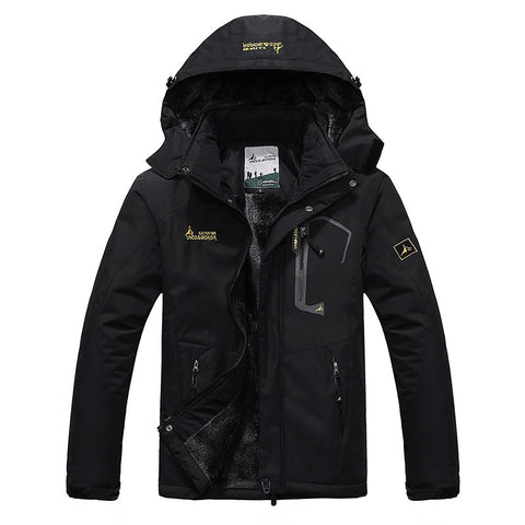 Casual Winter Jacket available 5 Colors - Men's Quarter