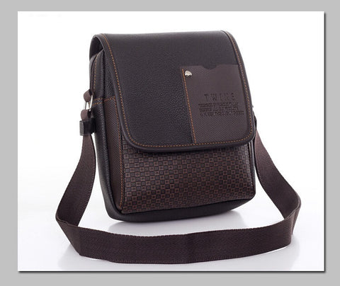 Crossbody shoulder Bags - Men's Quarter