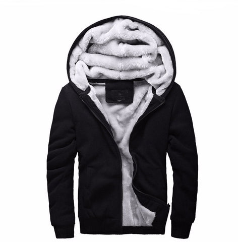 Warmed hoodies with lightning available 4 Colors - Men's Quarter