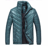Casual winter jacket available 3 Colors-Men's Quarter