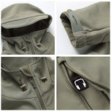 Waterproof jacket available 3 Colors