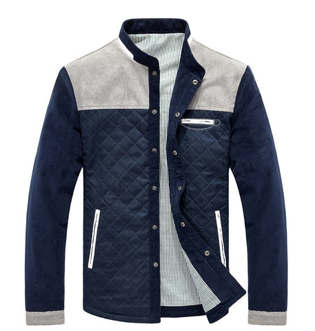 Man Casual Jacket - Men's Quarter