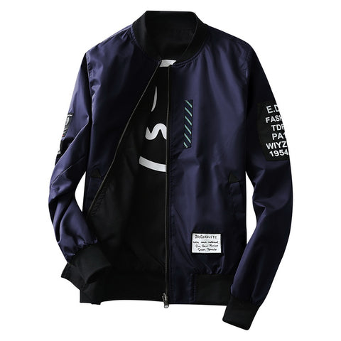 Jacket Bomber available 4 Colors s - 3xl - Men's Quarter
