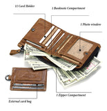 Luxury Men's Wallet - Men's Quarter