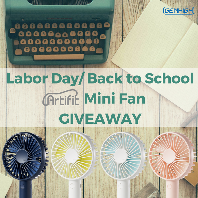 Enter to Win: Labor Day/ Back to School Giveaway!