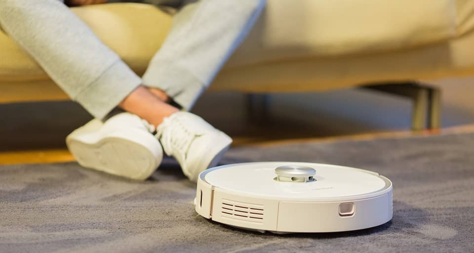New Launch: Neabot Hands-free Robot Vacuum