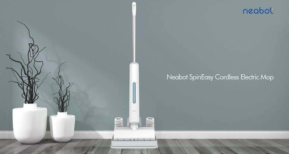 New Launch: Neabot SpinEasy Cordless Electric Mop