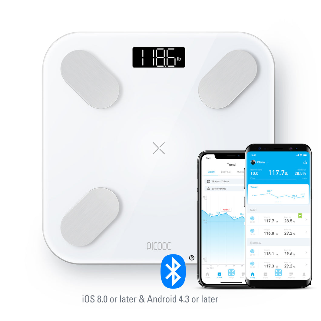 PICOOC BIG PRO Bluetooth Smart Body Fat Scale