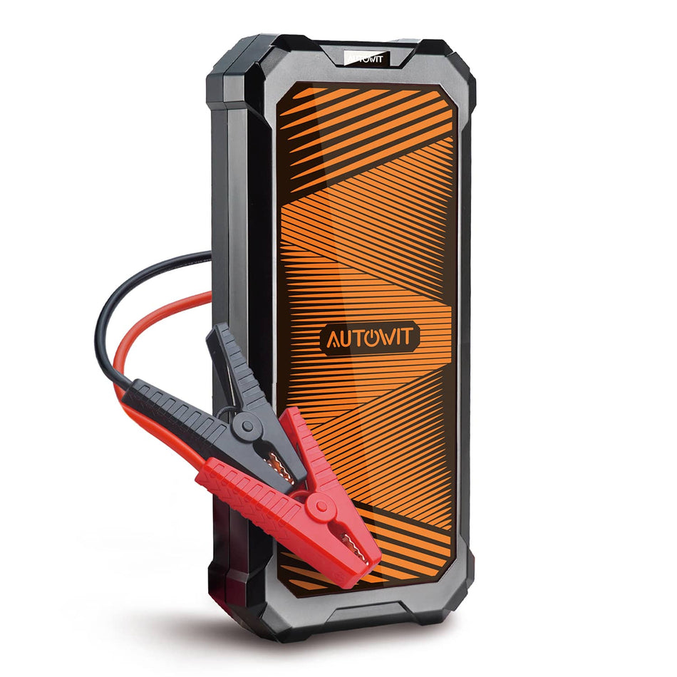 supercapacitor car battery jump starter