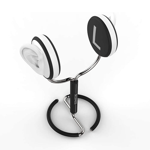 earphone stand for recording
