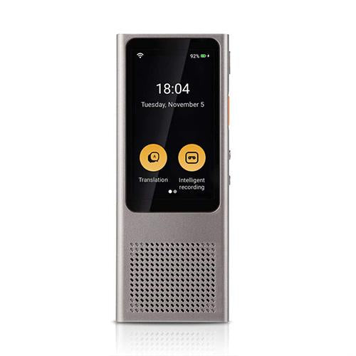 langogo minutes voice recorder transcriber translator