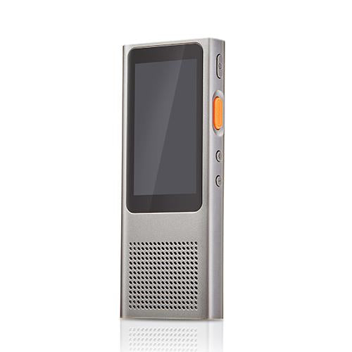 voice recorder transcriber translator