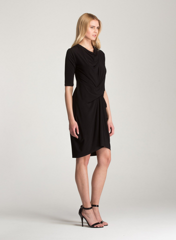 Misty Dress Black