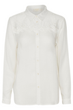 Ella blouse Chalk