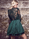 Joni Dress Green
