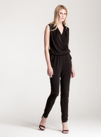 Lara Jumpsuit Black