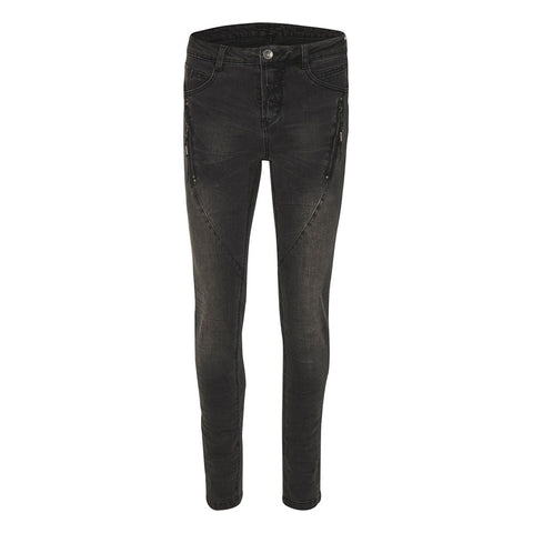 Bibiana Denim Shape Fit Dark Grey