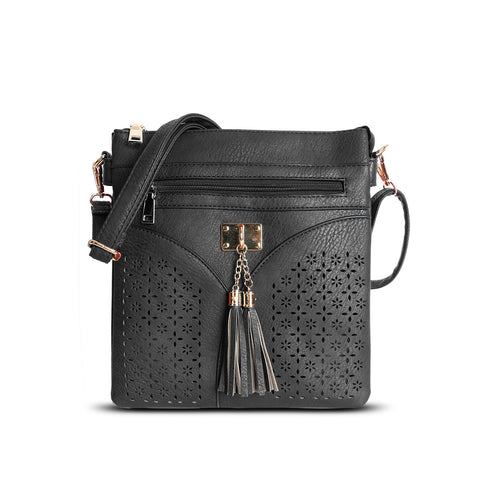 Cross Body -Laukku Musta 1113