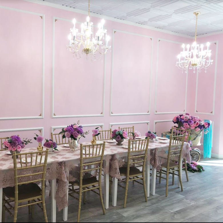 unique bridal shower venue