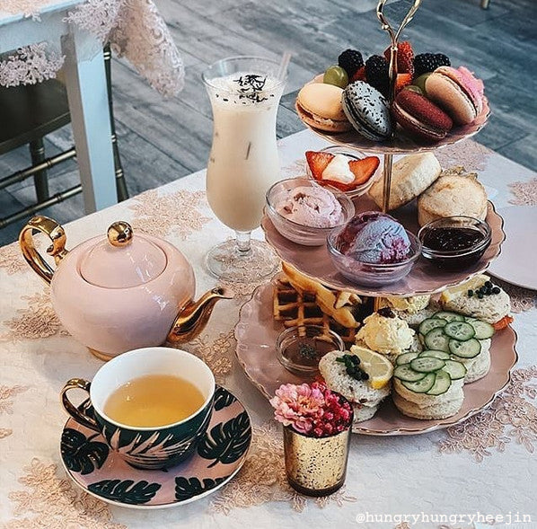 Afternoon Tea Near Me Los Angeles